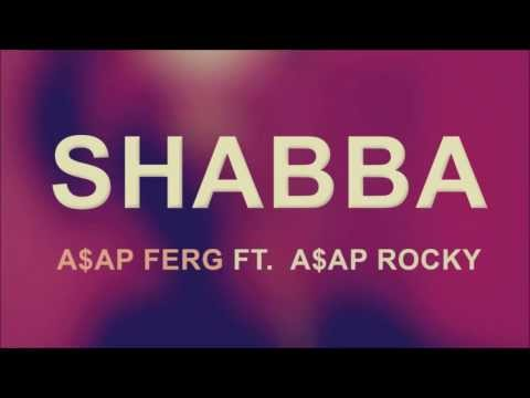 A$ap Ferg - Shabba (lyrics) video