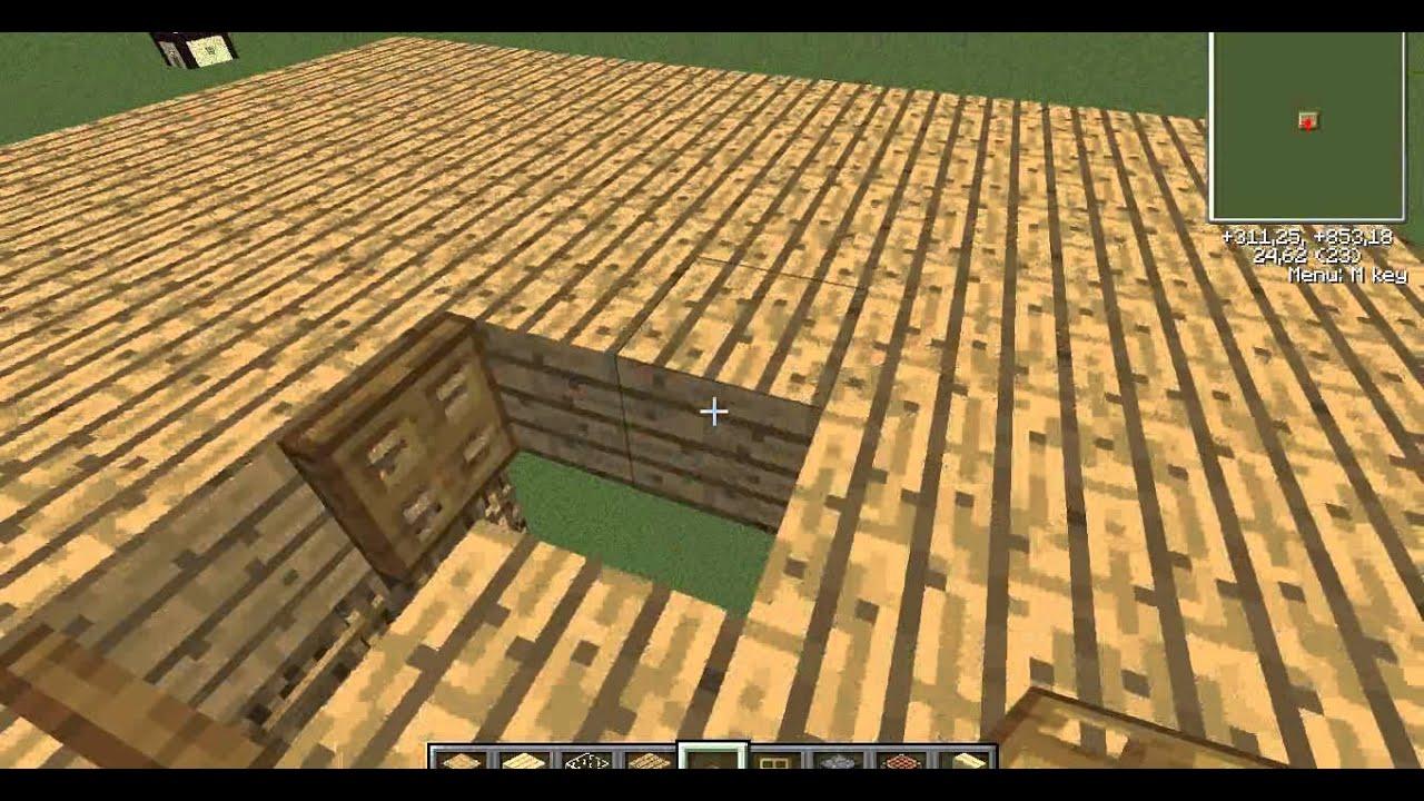 Minecraft como hacer una casa en el arbol 2014 parte 1 - Casa en el arbol ...