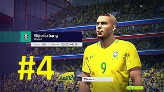 FIFA ONLINE 4: LEO RANK HUYỀN THOẠI 3 FO4 VỚI BEST TEAM BZASIL VS RÔ BÉO NHD #4 - Shoptaycam.com