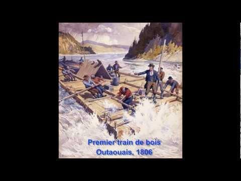 Économie et développement - Régime britannique - Capsule 2 - Le commerce du bois