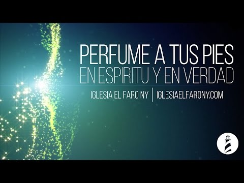 Perfume A Tus Pies - Ingrid Rosario Letra Lyrics video