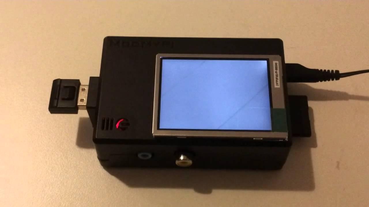 Raspberry pi as download box