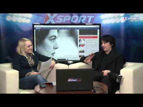 Ирина Дерюгина, главный тренер сборной Украины по художественной гимнастике. Веб-конференция