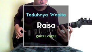 Download Lagu Teduhnya Wanita - Raisa ( djani ardana cover ) Gratis STAFABAND