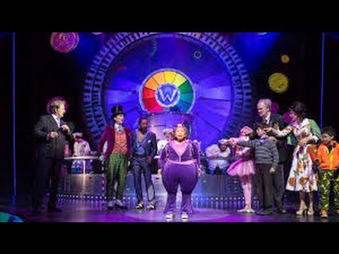 Charlie And The Chocolate Factory London Musical Youtube