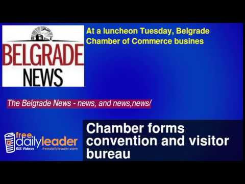 Chamber forms convention and visitor bureau