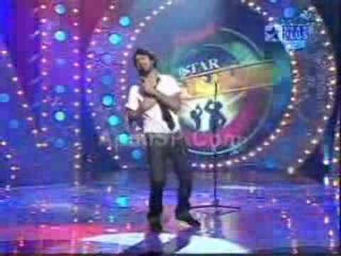Atif Aslam on Star Voice of India - Tere Bin Live