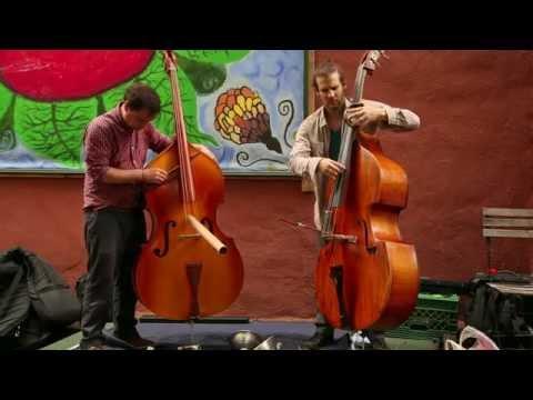 PascAli (Pascal Niggenkemper & Sean Ali) - In Gardens - Arts For Art, NYC - Sep 21 2014
