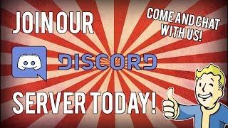 Chat With Us On Discord! (Rainbow Six Siege MG Clan)