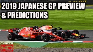 2019 Japanese Grand Prix Preview & Predictions