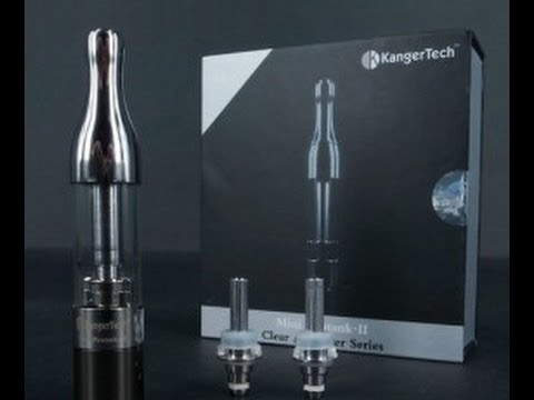 Kanger ProTank II Mini NEW!!! Protank 2 Mini Review (KangerTech) RBA. APV. E-Cig. Vaping. Vapor