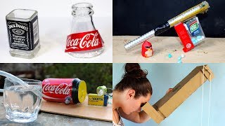 5 Amazing Things You Can Do at Home Compilation 2017