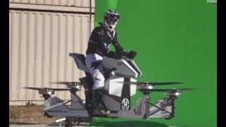 WEB EXTRA: Drones could be the cars of the future