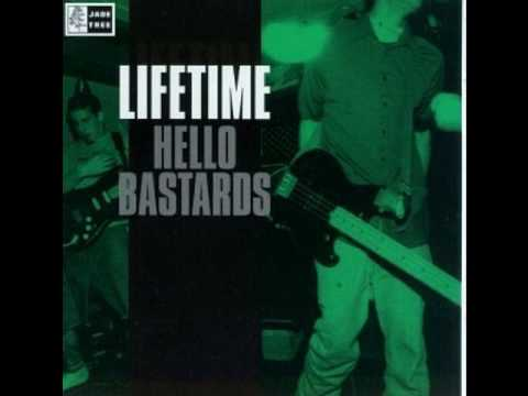 Lifetime - Irony Is For Suckers