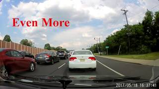 The Real Bad Drivers Of New Jersey Part 4