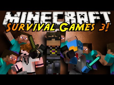 Minecraft : SURVIVAL GAMES 3! – 2MineCraft.com