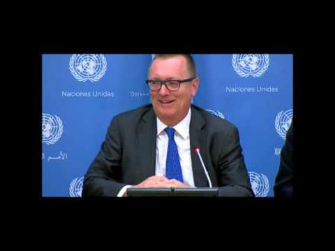 On Gaza, Feltman Won't Tell ICP If Serry Met Hamas, Qatar-Funded Private Jet UNdisclosed