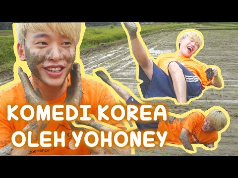 download lagu KOMEDI KOREA OLEH YOHONEYㅣYOHONEY COWOK KOREA gratis