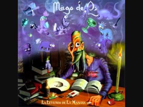 Mago de Oz - Mago de oz-En un lugar (Letra incluida)