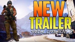 Ghost Recon Wildlands: Special Operations 2 Trailer BREAKDOWN! (Ghost Recon Wildlands Gameplay)