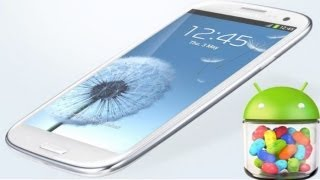 Samsung Galaxy S3 Leaked Jelly Bean Update