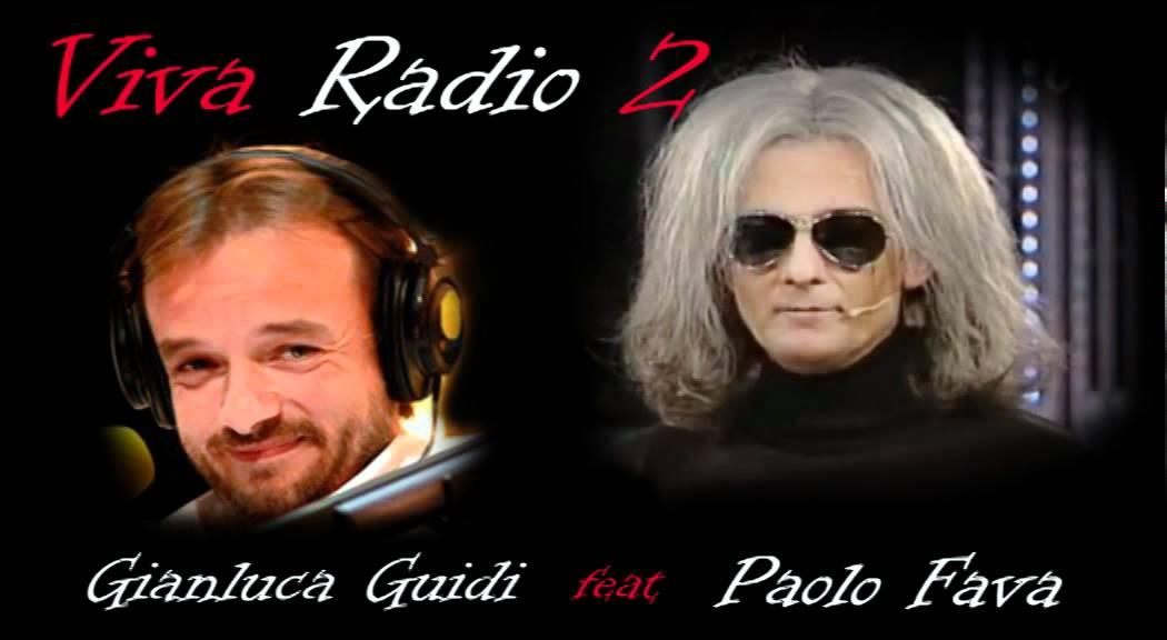 Viva Radio 2 - Gianluca Guidi e Paolo Fava - Fly me to the moon ...