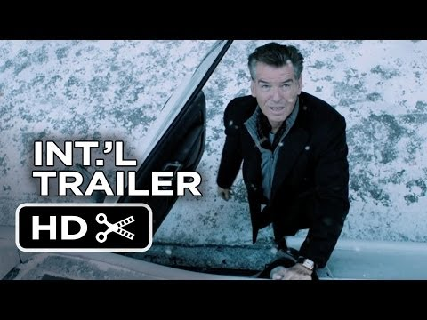 A Long Way Down International TRAILER 1 (2014) - Pierce Brosnan Movie HD
