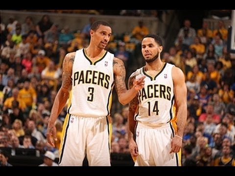 George Hill Sets the Pace in Game 4