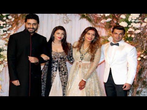 Bipasha Basu & Karan Singh Grover's WEDDING RECEPTION (VIDEO) | Red Carpet