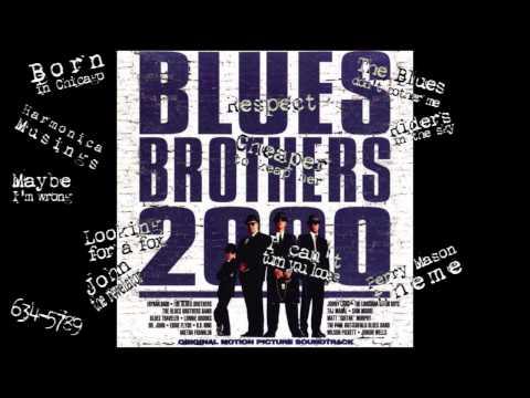 Blues Brothers 2000 (1998) [full album]