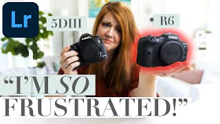 04. Struggling with your R6 files? I can help! | Canon R6 Editing Tutorial
