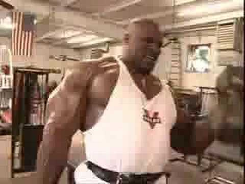 ronnie coleman bicep workout