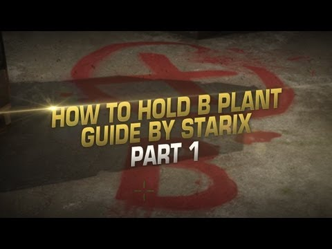 How to defend B-plant on dust2_se - Guide by starix - Part 1