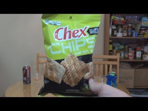 WE Shorts - Chex Chips Wasabi