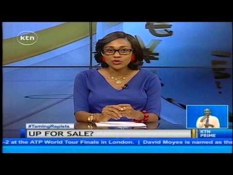 Uchumi supermarkets CEO Jonathan Ciano fears companies and individuals trying to buy Uchumi