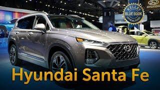 2019 Hyundai Santa Fe - 2018 New York Auto Show
