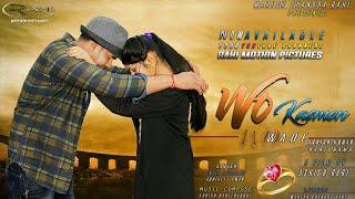 Wo Kasme Wo Wade   Latest Heart Touching Painful Sad Love Story Song   Official video - ASHISH Kumar