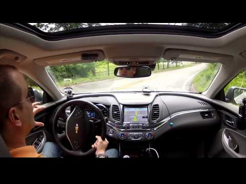 Driving Review - 2014 Chevrolet Impala LTZ - Test Drive - Video Review