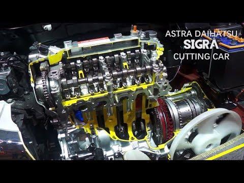 Video Cutting Car Astra Daihatsu Sigra