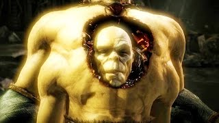 Mortal Kombat X - Goro Peek-A-Boo Fatality on all Characters 4K 60FPS Gameplay Fatalities
