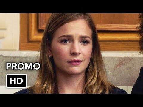 "For The People (ABC) ""The Fight For Justice Has Two Sides"" Promo HD - Shondaland legal drama"