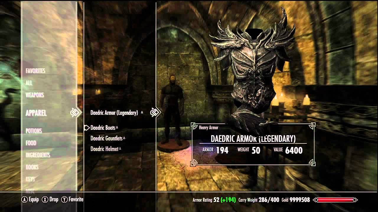 how to get infinite gold in skyrim xbox 360