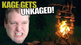 KAGE GETS UNKAGED! | The Forest | Let's Play Gameplay | S14E27