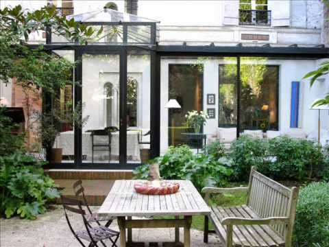 Vente maison villa montmorency paris 16 jardin youtube for Acheter maison paris 16