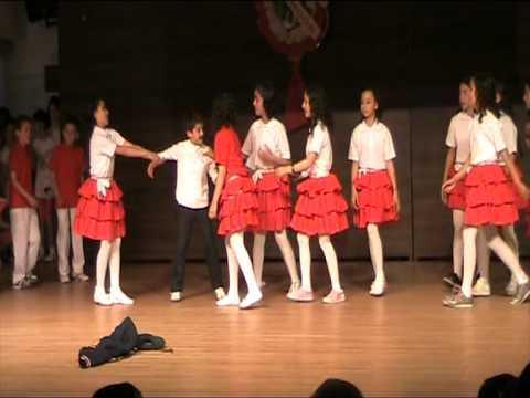 Komedi Dans-Demre Beymelek İO 5A 23 Nisan 2012