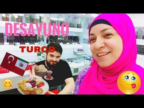 COMO SE DESAYUNA A LA TURCA + Un día conmigo | MEXICANA EN TURQUIA | Vlog