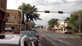 Scottsbluff  downtown