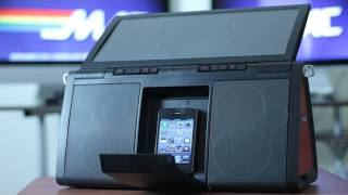 Unboxing: Soulra XL (iPhone/iPod Solar Powered Speaker Dock)