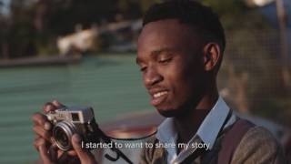 Lalela Student Simphiwe 39 S Passion For Photography