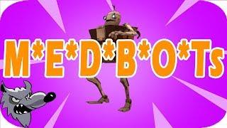 Fortnite Save the World: EP 34: Clear!: Plankerton: Complete Medbot Missions